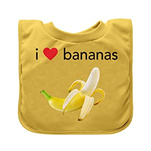 green sprouts Pull-Over Food Bib | Convenient stay-put protection | Absorbent cotton, Wide-coverage, Machine washable