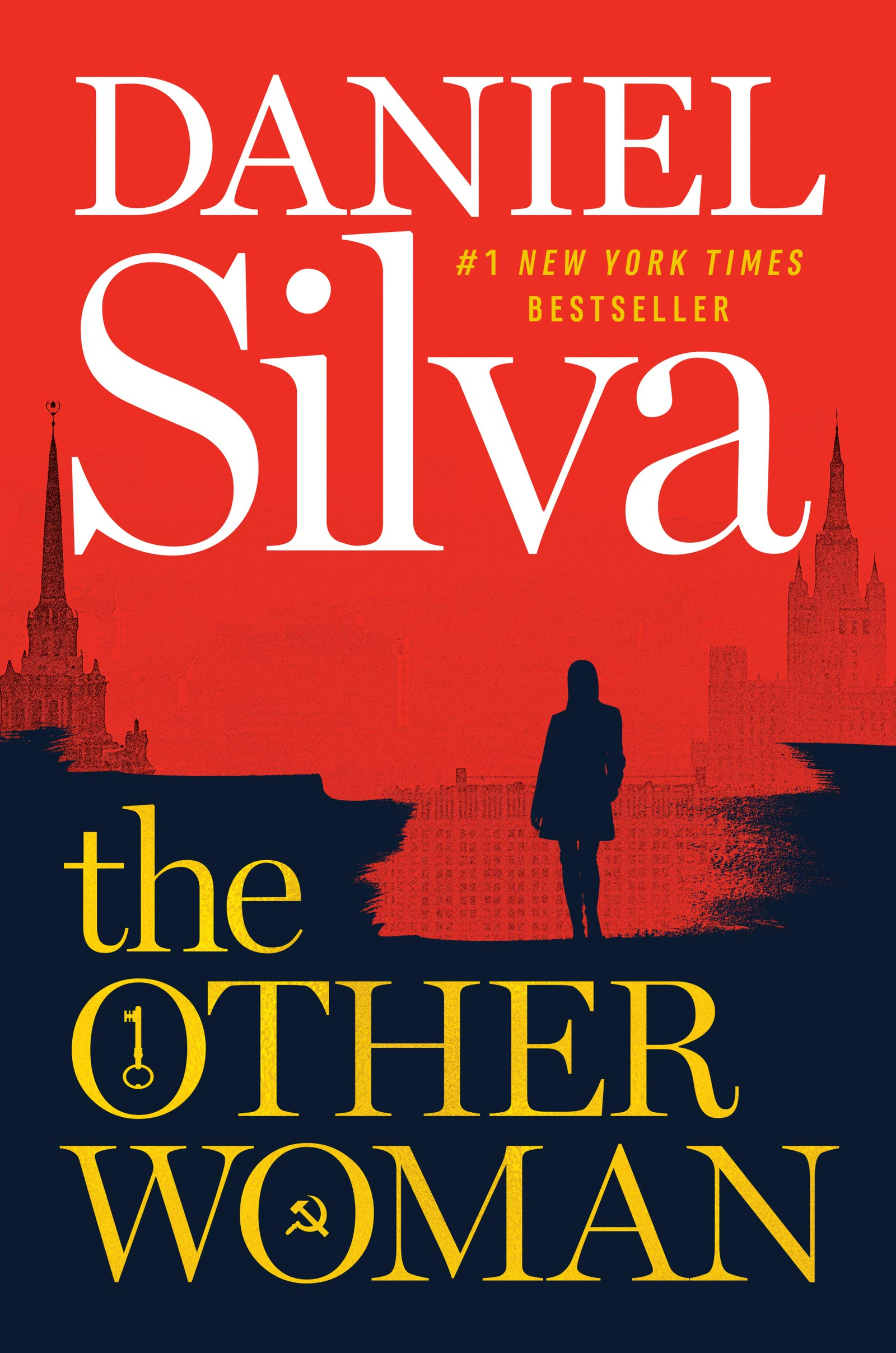 daniel silva books in reading order