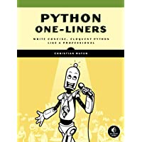 Python One-Liners: Write Concise, Eloquent Python Like a Professional