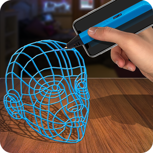 Make People 3D Pen Simulator - Virtual 3d Model