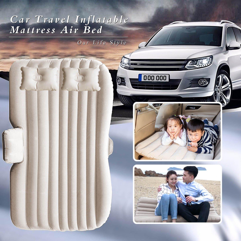 Lit /à coussin d/'air portable pour camping car berlines et camions VUS