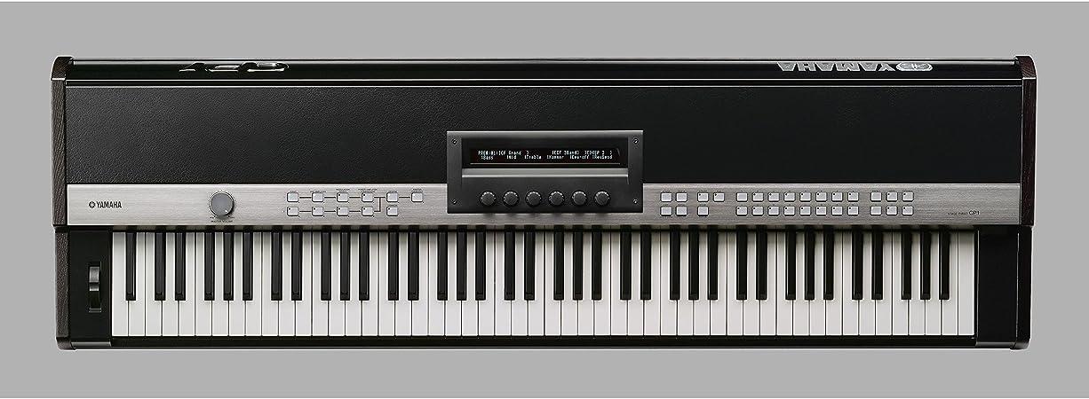 Yamaha - Teclado de escenario CP1 de 88 teclas: Amazon.es ...