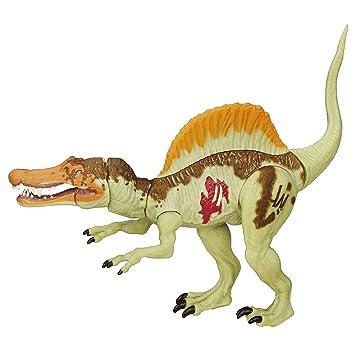 Jurassic World - Figura de Spinosaurus con mandíbulas articuladas