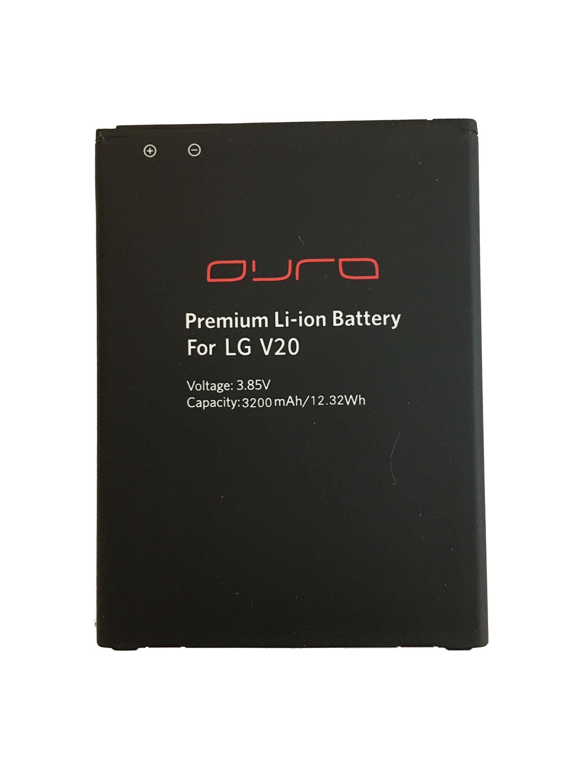 Bateria Celular LG V20 Premium Li ion by DURA Innovation