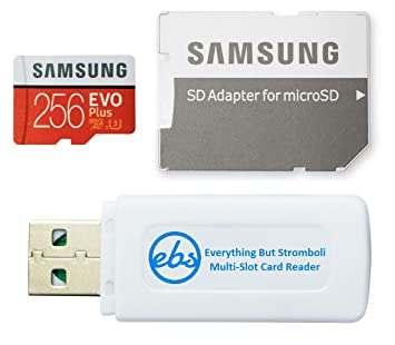 Samsung Evo Plus Micro SDXC tarjeta de memoria clase 10 (MB-MC ...