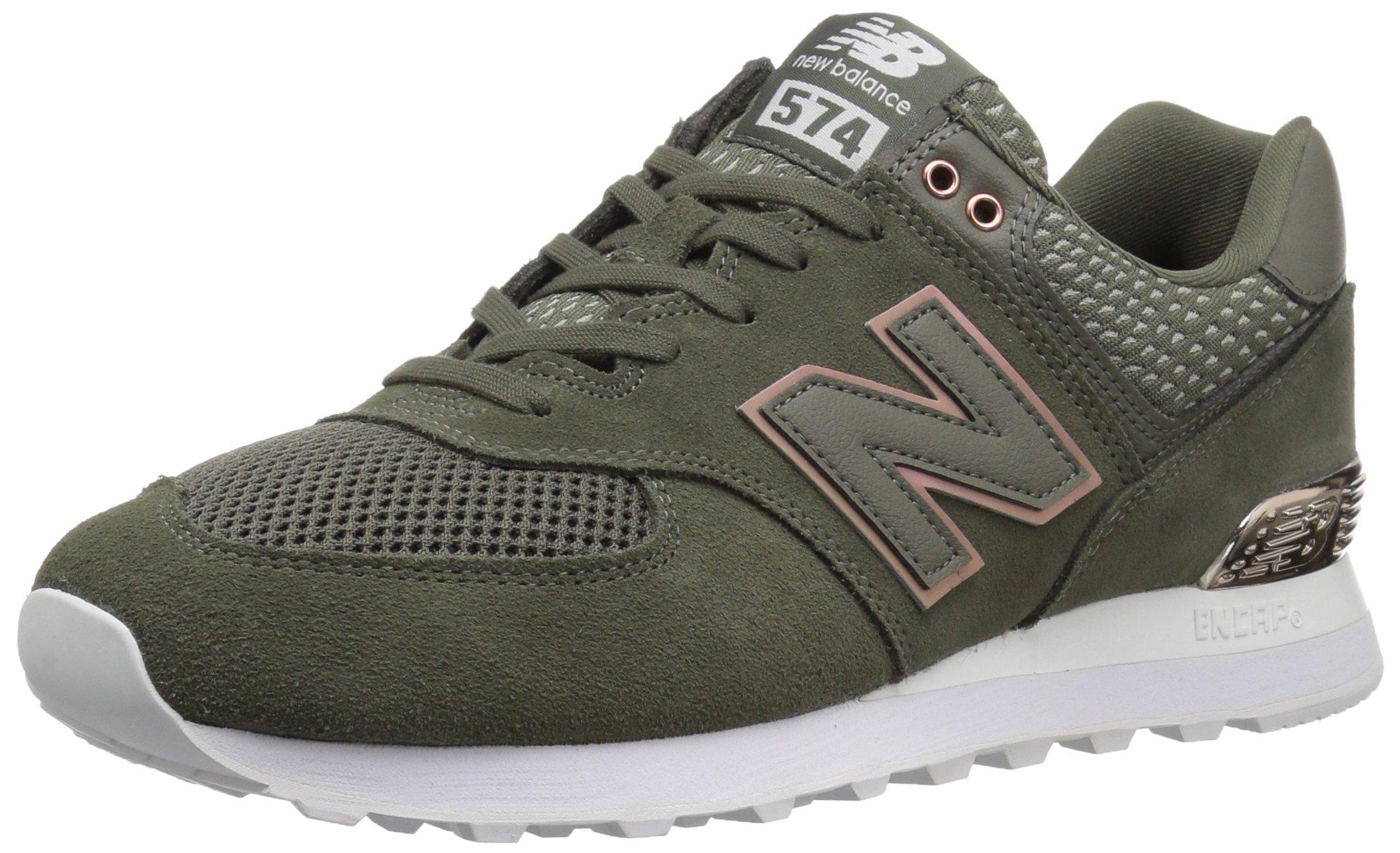 5d623538e0e Galleon - New Balance Womens 574 Core Sneaker