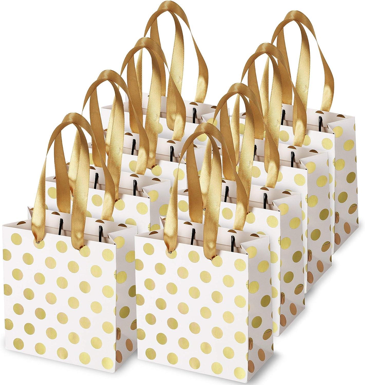 Mini birthday tote bag  gift bag