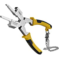 Strong Hand Tools, Deluxe MIG Welding Pliers, Slag Hammer, Flat Face Hammer, Scraper, Fine & Coarse Files, Side Pull V…
