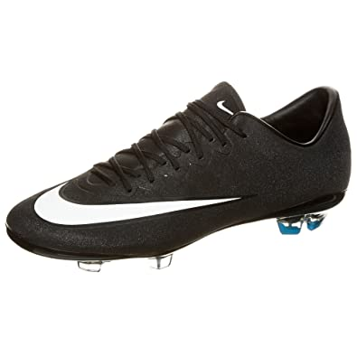 309b850c1b76 Nike Mercurial Vapour X Men's Black Soccer Cleats - 3: Buy Online at Low  Prices in India - Amazon.in