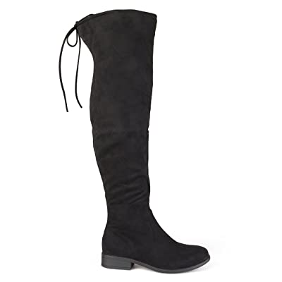 Brinley Co Women's Spur Over The Knee Boot | Over-the-Knee