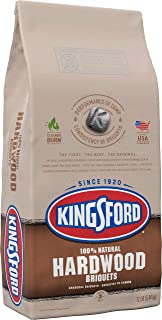product image for Kingsford Charcoal Briquettes, 100% Natural Hardwood Charcoal for Grilling, 12 Pound