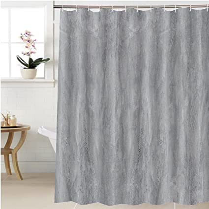 Gzhihine Shower Curtain It Is Horizontal Cement And Concrete Texture For Pattern Background Bathroom Accessories