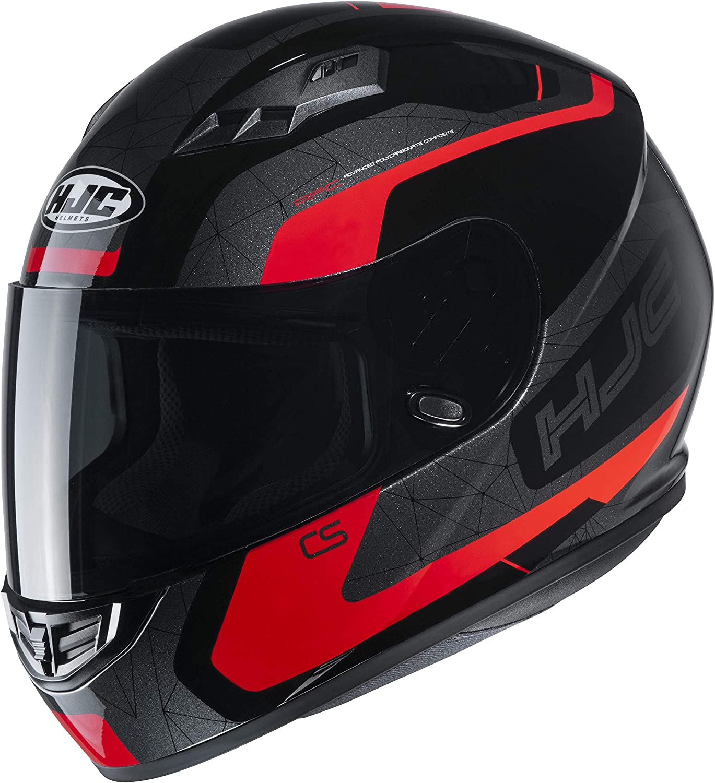 M Motorcycle helmets HJC CS 15 TAREX MC45SF Black//Green