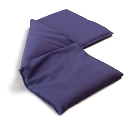 Almohada térmica compartimentado en 3 con semillas de colza ...
