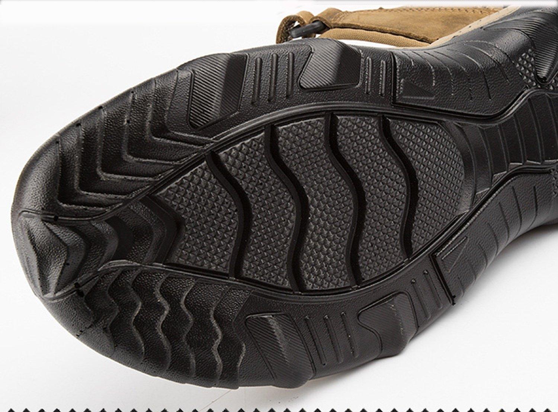 LXIE Pakamo Männer Männer Männer Sandalen Rutschfeste Gummi Soled Beach Schuhe Outdoor Fischer Hausschuhe Sandalen Männer geschlossen Zehe Sommer Wasser Schuhe, EU 43  3c98d8