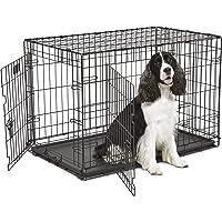 """36"""" Contour DBL Door Dog Crate"""