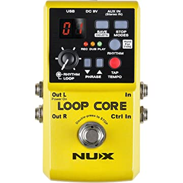 reliable Nux Loop Core