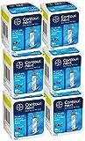 Contour-Next Bayer Contour Next Blood Glucose Test Strips, Pack of 6, 300 Strips