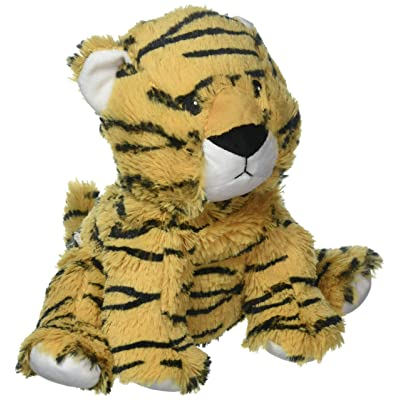 Intelex Warmies Microwavable French Lavender Scented Plush Tiger: Toys & Games