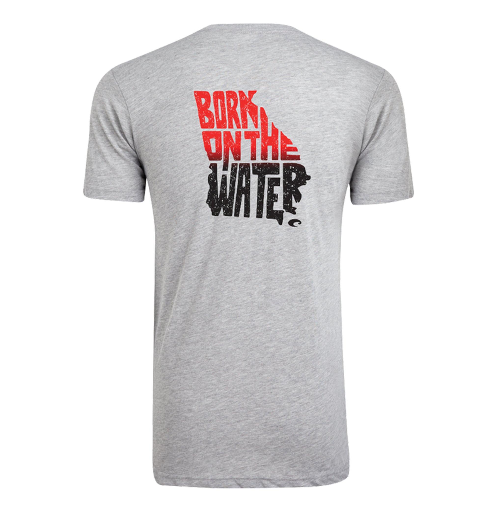 Costa State Waters Georgia Short Sleeve Tshirt