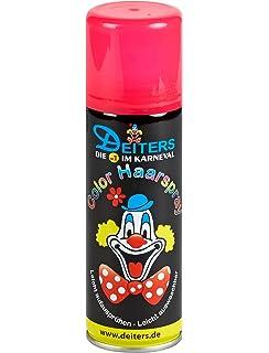 bombe couleur fluo pour cheveux - Laque Colorante