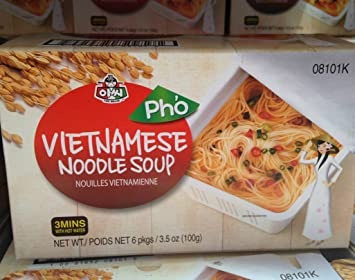RHEE BROTHERS instant pho noodle bowl