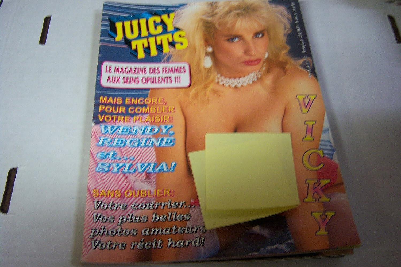 Amazon.com : Juicy Tits Busty Adult Magazine