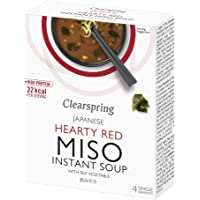 Clearspring | Hearty Red Miso Soup + Sea