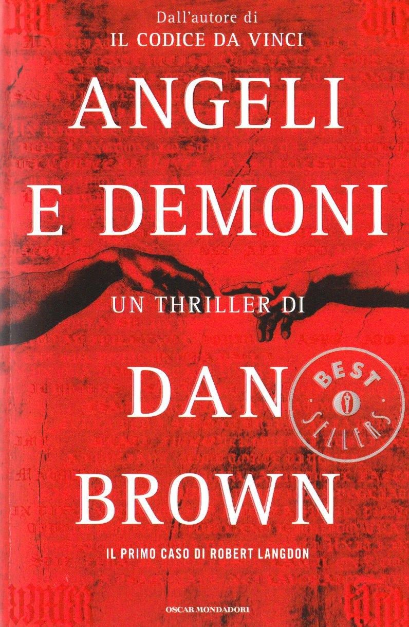 Risultati immagini per recensioni angeli e demoni libro