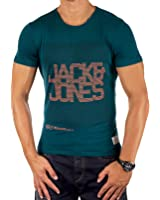 Jack & Jones T-Shirt Jjcoenter Tee V-Neck