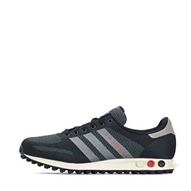 sneakers for cheap 087db f187d Adidas LA TRAINER WEAVE Men s Trainer, Black, 8 UK  Amazon.co.uk  Shoes    Bags
