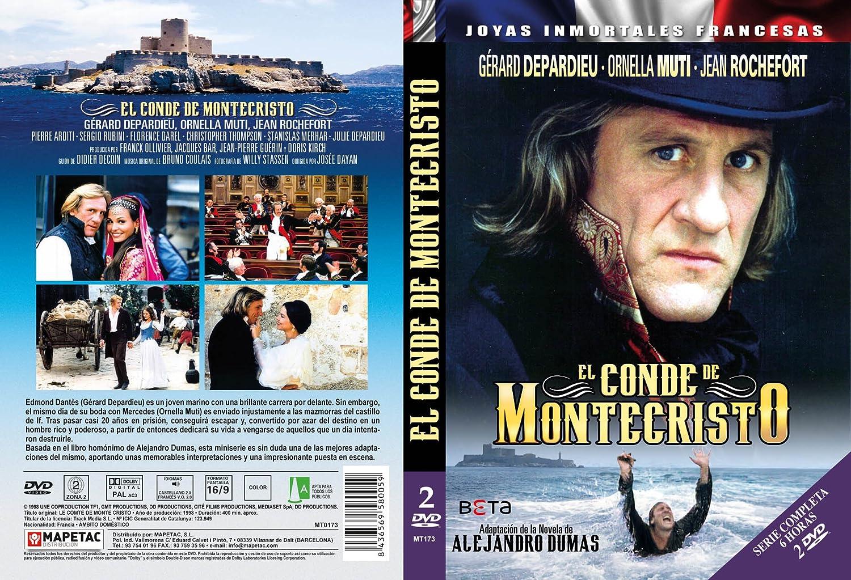 El Conde De Montecristo Le Comte De Monte Cristo Non Usa Format Movies Tv