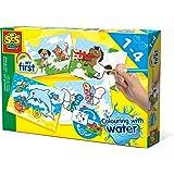 SES-Creative 14421 Colora con l'Acqua, Multicolore