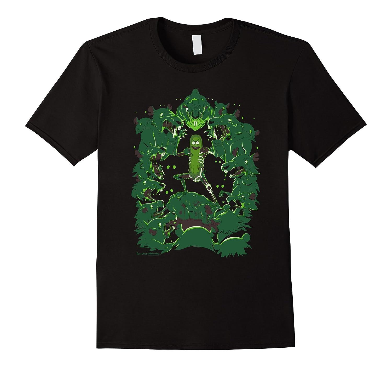 Pickle Rick Vs. The Rats-T-Shirt