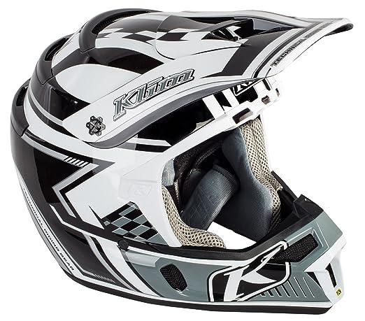 Amazon.com: Klim F4 Mens Ski Snowmobile Helmet - Stealth/White / 2X-Large: Automotive