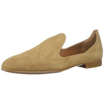 Amazon.com | Aquatalia Women's Emmaline Suede Loafer | Loafers & Slip-Ons