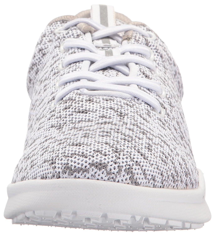 SoftWalk Women's Sampson Sneaker B01M5KD3BR 9 N US|White Knit