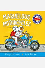 Amazing Machines: Marvellous Motorbikes Paperback