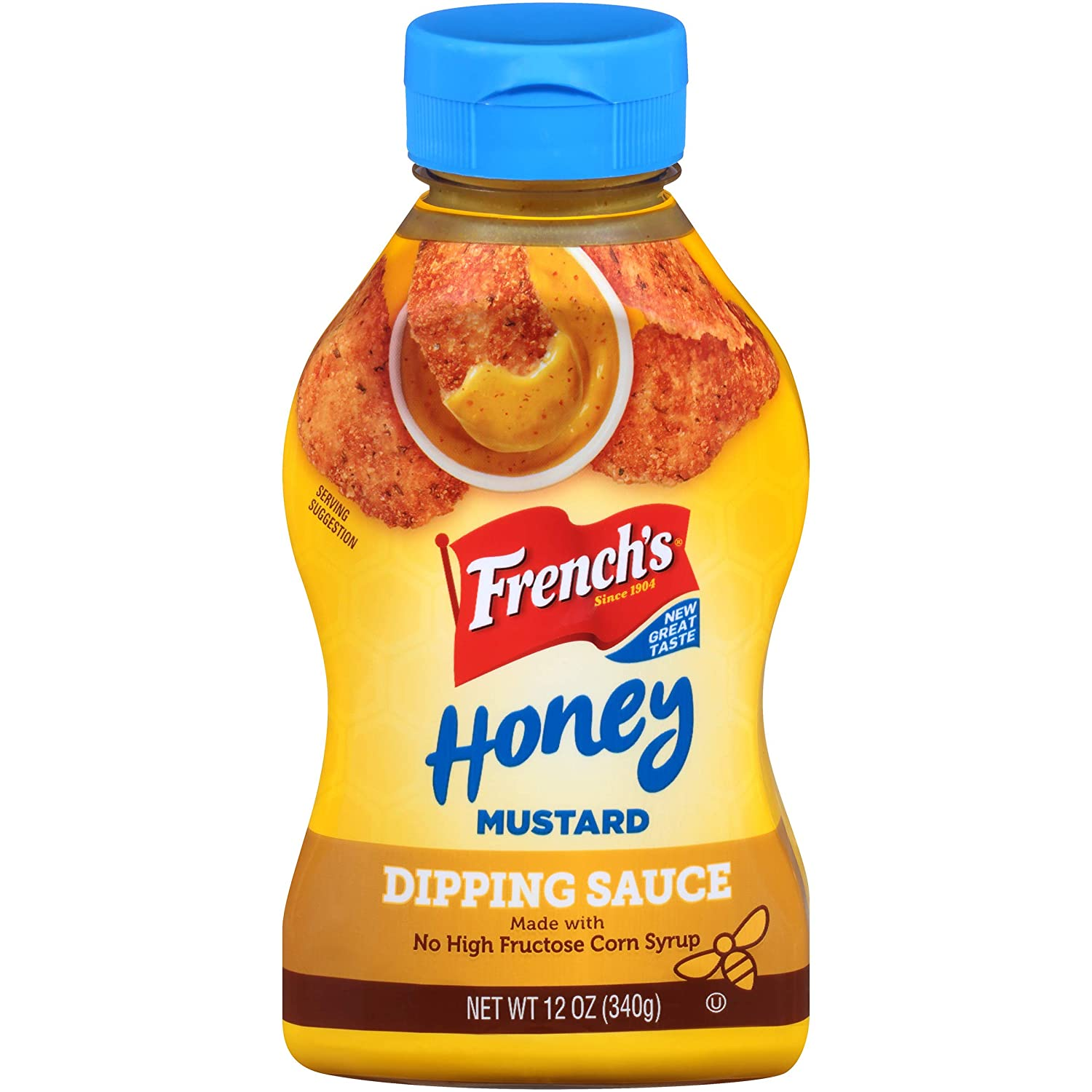 French's Honey Mustard Dipping Sauce, 12 oz