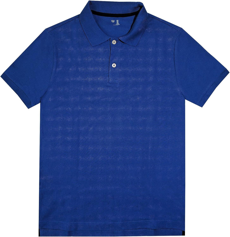 Gap - Polo - para Hombre Azul Azul Oscuro XX-Large: Amazon.es ...