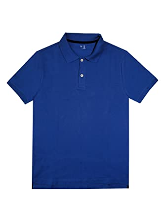 1a1ccc580 GAP Men's Solid Color Polo Shirts at Amazon Men's Clothing store: