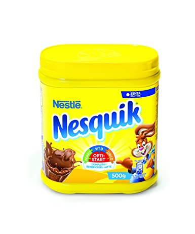 Nesquik Virus Ataque Edition 500 gramos, (8 unidades) Total ...