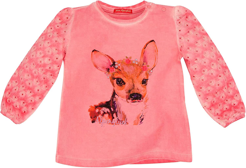 BONDI T-Shirt /´Bambi/´ Tracht Baby M/ädchen Artikel-Nr.85700