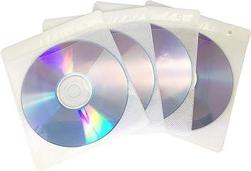 100 doppel cd dvd sleeves hüllen foliehüllen cd sleeves hüllen