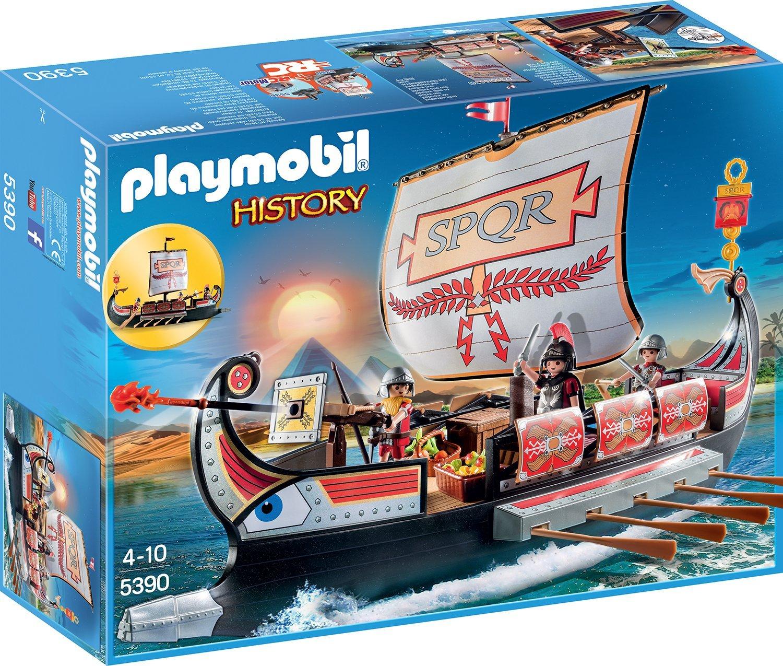 Amazon.de:Playmobil 5390 - Römische Galeere