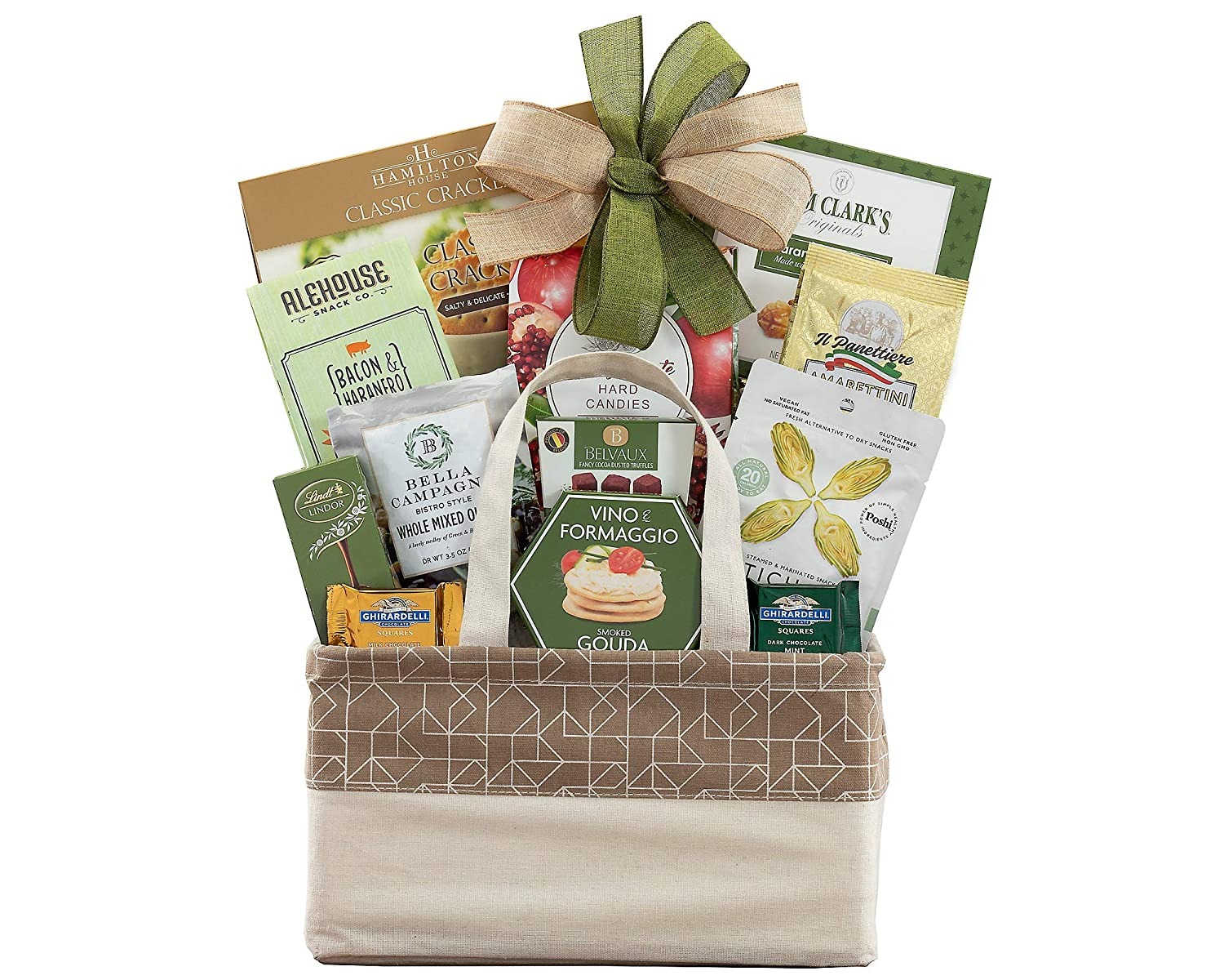 Sweet and Savory for Everyone Gift Basket by Wine Country Gift Baskets
