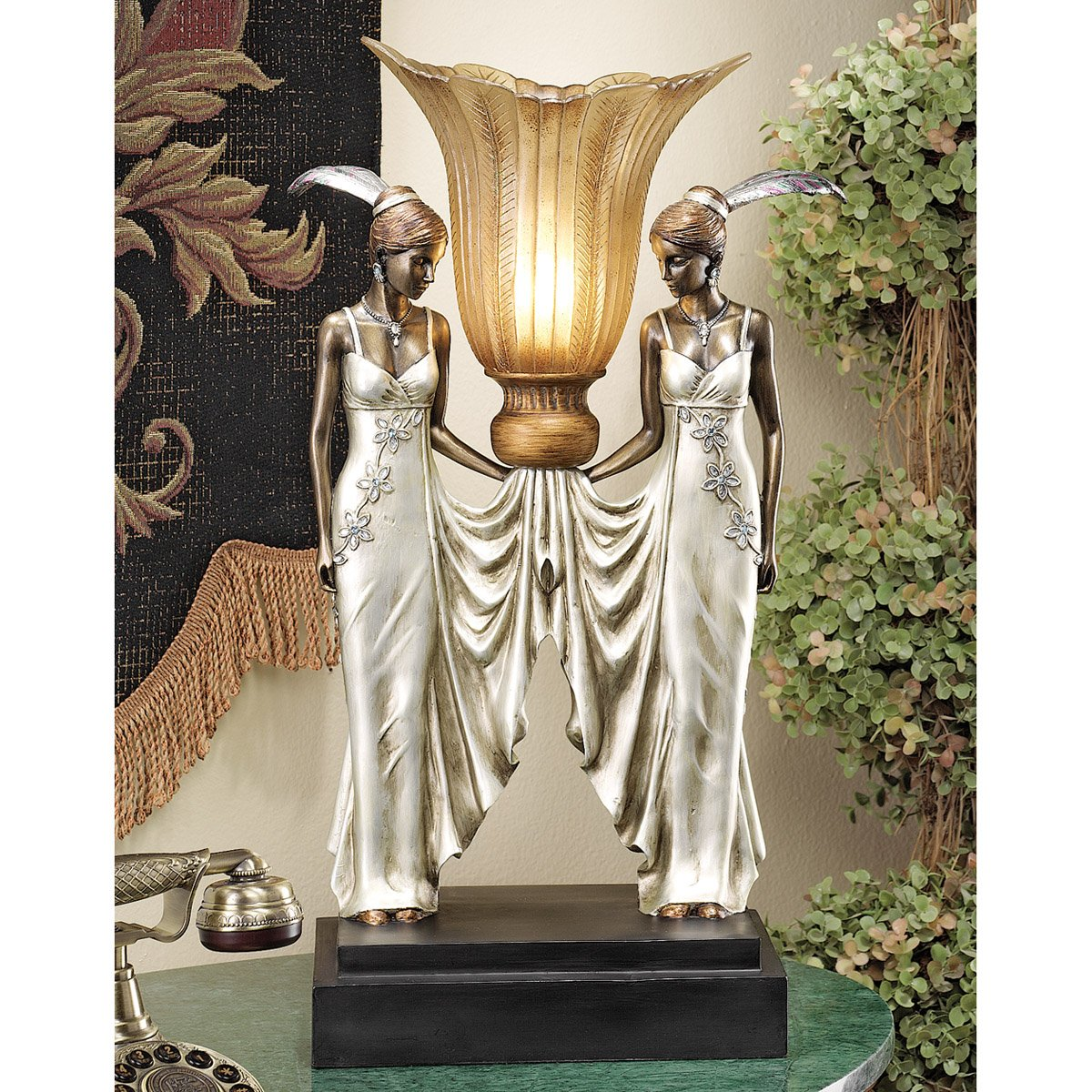 Best SculptureStatue, Art Floor Lamps Reviews