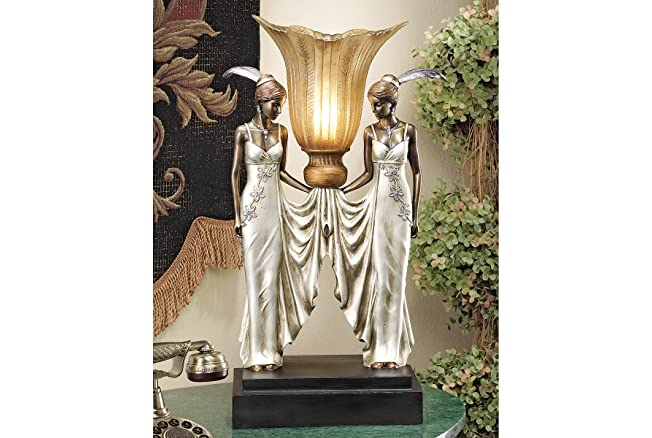 Best Beautiful Sculpture, Statue & Maiden Floor Lamps Reviews to decorate your room