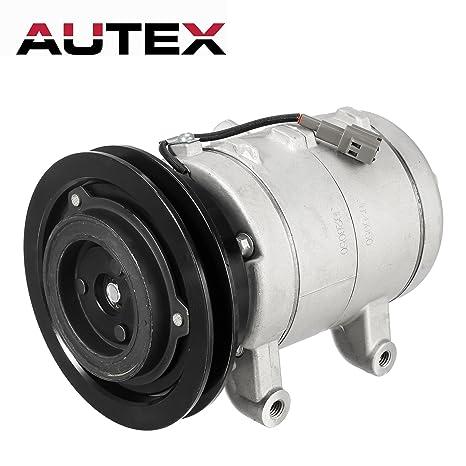 Autex marca nueva AC Compresor & a/c para de embrague 1986 nissan 720 L