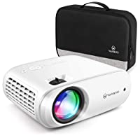 VANKYO Cinemango 100 Projector for Outdoor Movie, 4500Lux Mini Projector with 1080P Supported, 220'' Display, 55,000…